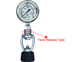 Pressure Checking And Instrument